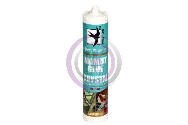 18.01 Lepidlo MAMUT GLUE CRYSTAL transparentné 290ml